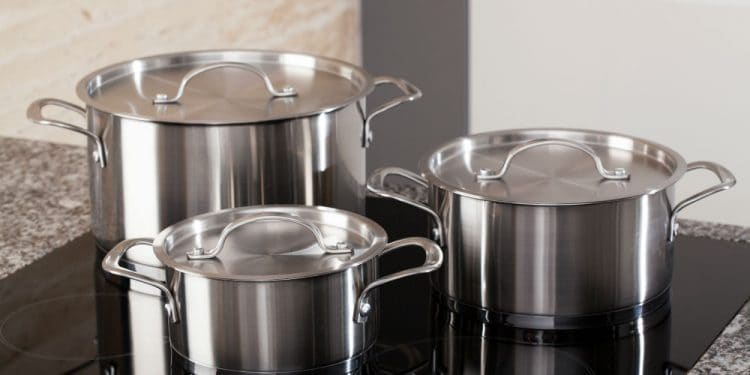 Cuisinart MCP-12N MultiCladPro 12-Piece Stainless Steel Cookware Set