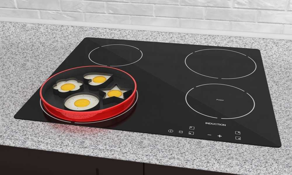 Induction Cooktop Vs Electric Power Consumption