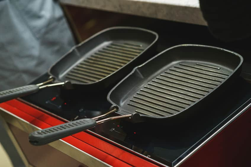 Lodge Cast Iron Square Grill Pan Review