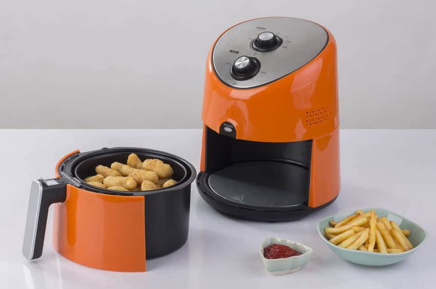 Differences Between An Air Fryer And A Toaster Oven