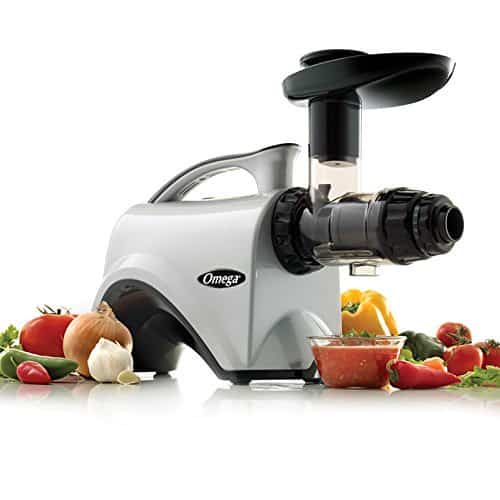 Omega NC800HDS Juice Extractor with Vegetables