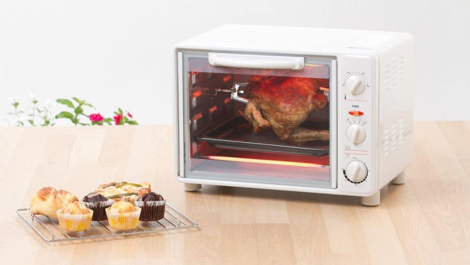 Toaster Oven Info